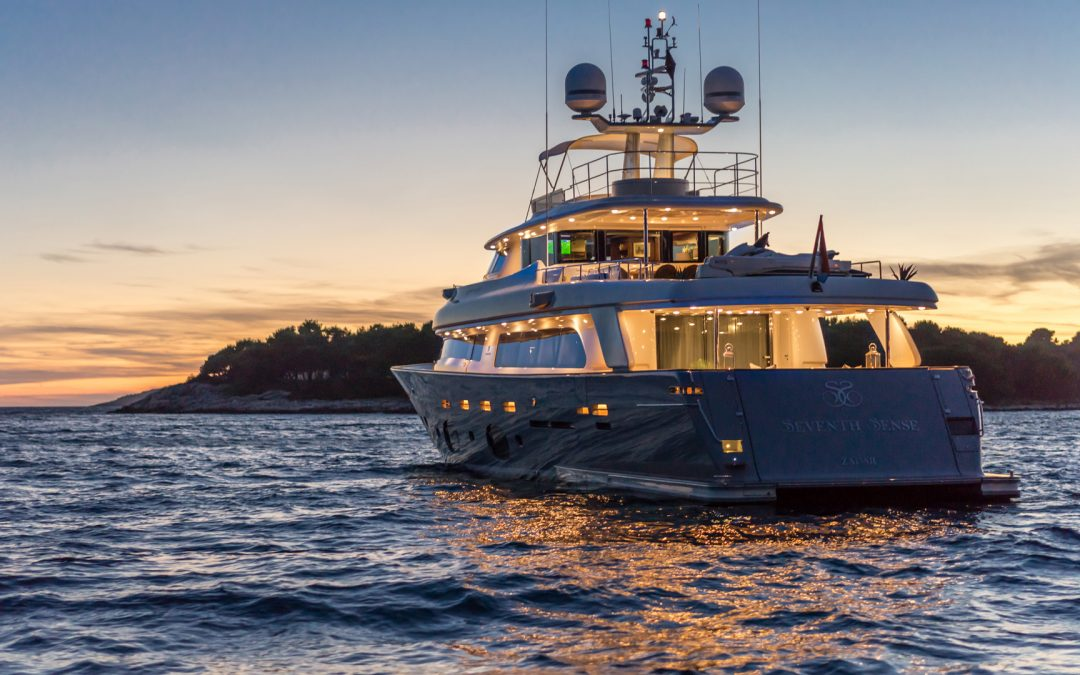 Luxury yacht charter with Touch Adriatic